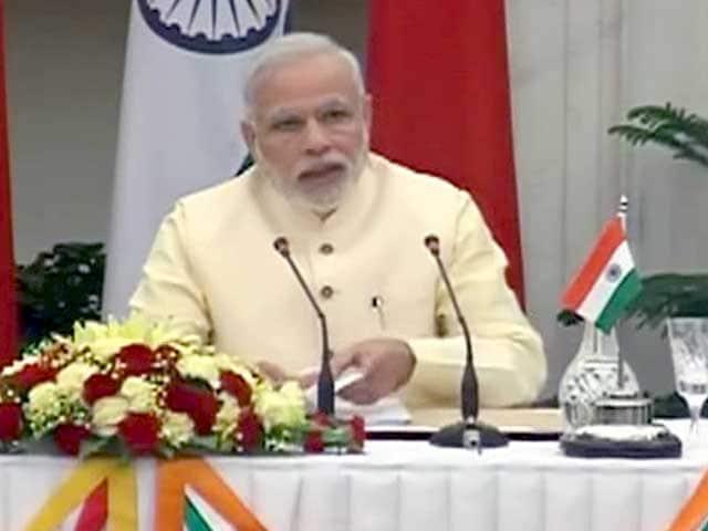 Video : चीन के साथ सीमा विवाद जल्द हल होना जरूरी : पीएम नरेंद्र मोदी