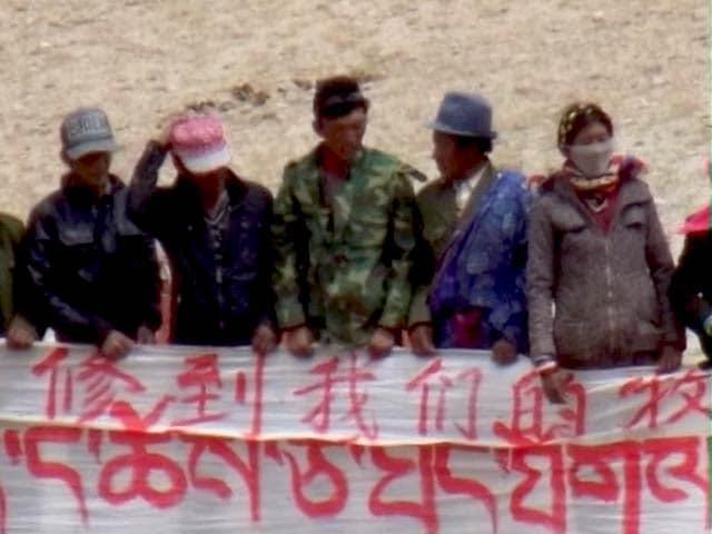 Videos : डेमचौक में भारतीय-चीनी सेना आमने-सामने