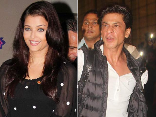 Video : Rohit Shetty's Next Film to Star Shah Rukh Khan, Aishwarya Rai?