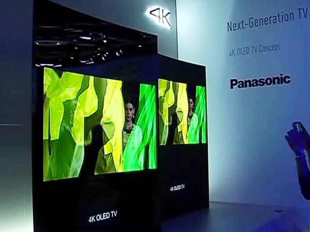 Video : Panasonic at IFA 2014