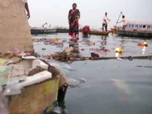 Video : <i>Maa</i> Ganga: Killing Her Softly - Devotion and Desecration