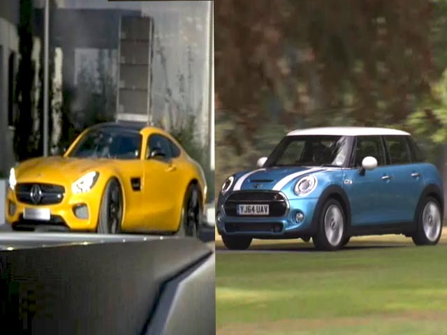 Video : New 5-Door Mini, SUV Trail in USA & AMG GT Debut