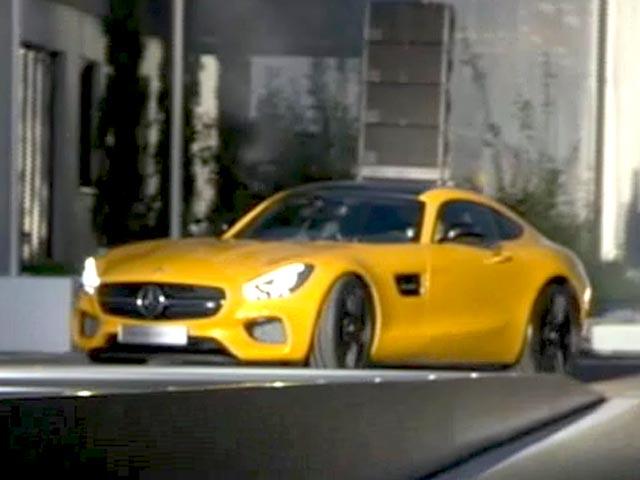 Video : AMG GT Makes Impressive Debut
