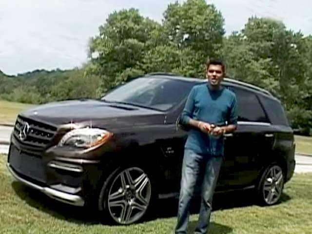 Video : SUV Trail Drives The US-SPEC SUVs