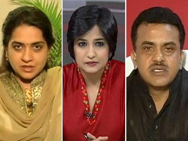 Video : Watch: Will Maharashtra Polls be a Four-Way Contest?