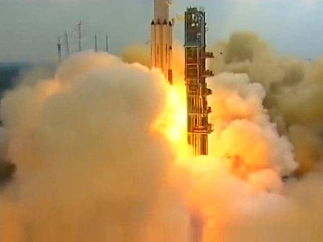 Video : Mangalyaan Faces a Four-Second Trial by Fire