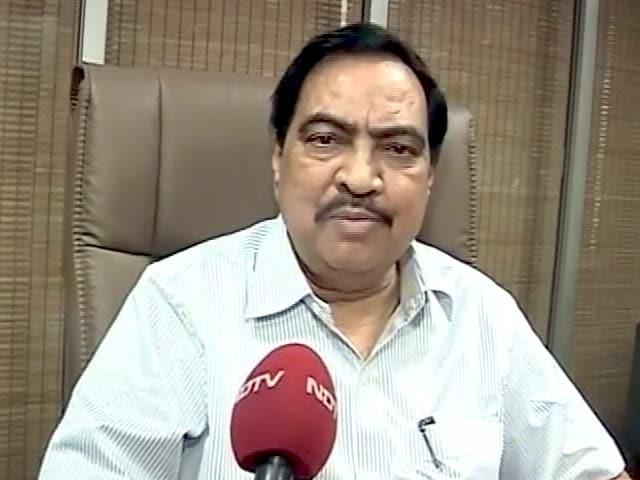 Video : जिन सीटों पर शिवसेना कभी नहीं जीती, उन पर दावा छोड़े : भाजपा नेता खड़से
