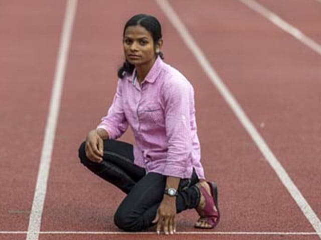 Video : India's Fastest Woman Athlete's Off-Track Battle
