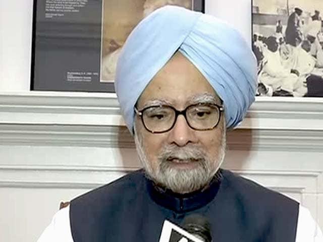Videos : मनमोहन सिंह ने दी इसरो को बधाई