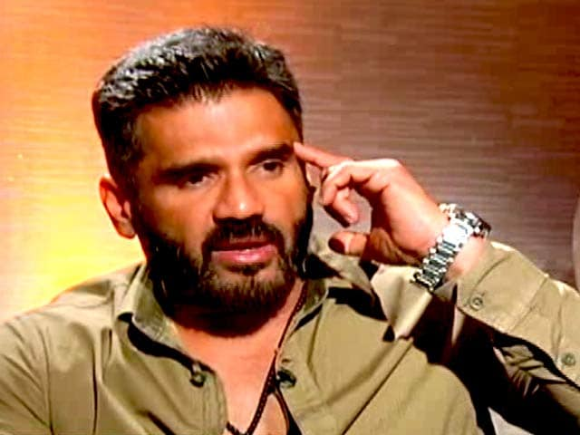 Video : Making of Suniel Shetty's, 'Desi Kattey'