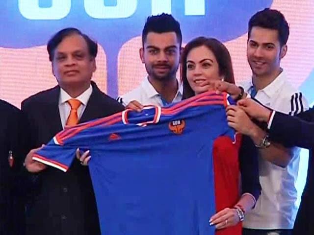 Video : Owning an ISL Team is Not a Decision Taken in Haste: Virat Kohli