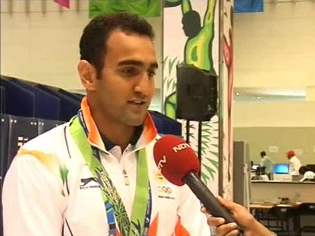 Video : Asian Games: Worked Hard for this, it's a Dream Come True, Says Sandeep Sejwal