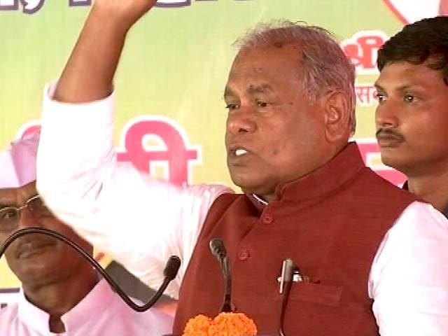 Video : मेरे पूजा करने के बाद मंदिर धुलवाया गया : बिहार के सीएम जीतन मांझी