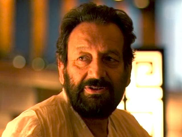 Video : Shekhar Kapur: Film-Making is Not a Career, it's an Adventure for Me!
