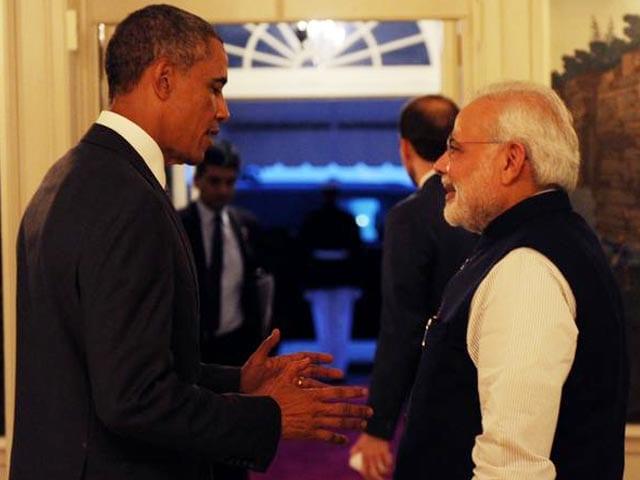 Video : अमेरिकी राष्ट्रपति बराक ओबामा से पीएम नरेंद्र मोदी की मुलाकात