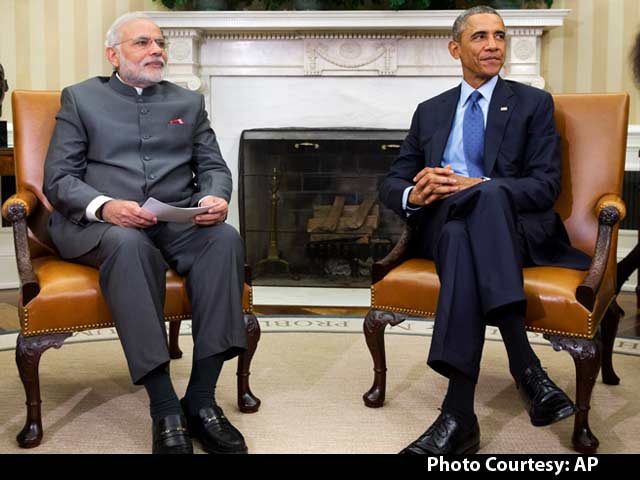 Video : US And India 'Are Natural Partners', Says PM After Meeting Obama