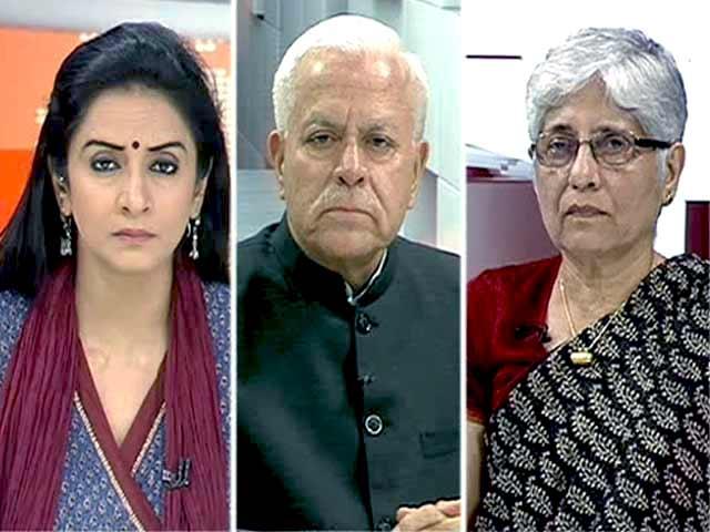 Videos : नेशनल रिपोर्टर : भारत−अमेरिका में शिखर वार्ता