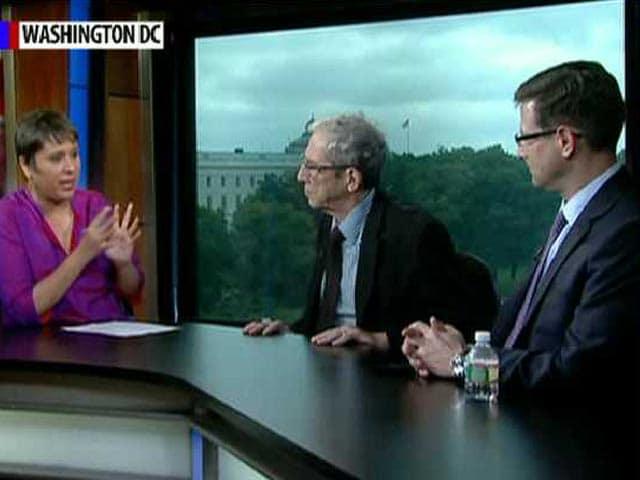 Video : Watch: Modi, Obama Pen a New Partnership