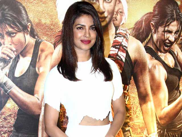 Video : Priyanka Chopra is Excited about Mary Kom's Historic Asian Games Win