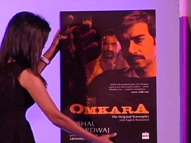 Video : Why Saif, Kareena Skipped <i>Omkara</i> Book Launch