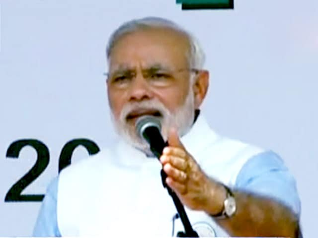 Video : If We Can Get To Mars, We Can Clean India: Watch PM's Speech