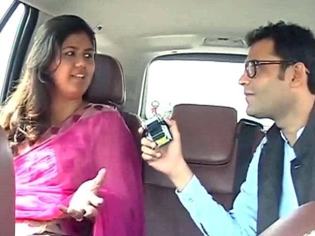 Videos : महाराष्ट्र में सीएम बनाने में सहयोग दूंगी : पंकजा मुंडे