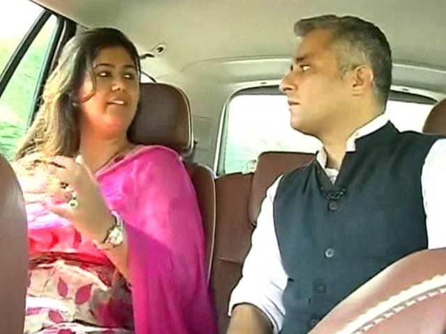 Video : Won't Say No to Being Chief Minister if BJP Asks: Pankaja Munde to NDTV