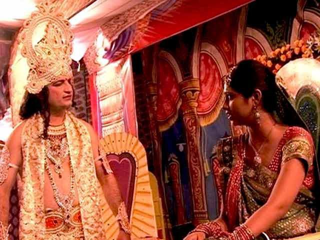 Video : The Great Indian Epic, Ramayana, Gets an Urdu Twist