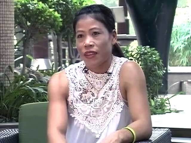 Video : People Thought I Would Never Win a Medal Again After London Games: Mary Kom to NDTV