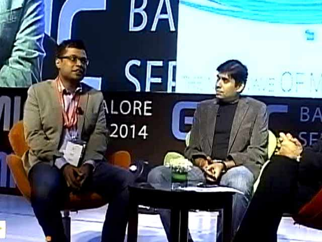 Video : GMIC Bangalore 2014: How Mobile Has Made India Global