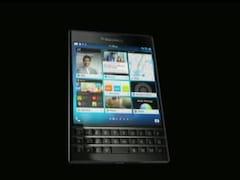 सेलगुरु : ब्लैकबेरी का नया पासपोर्ट फोन