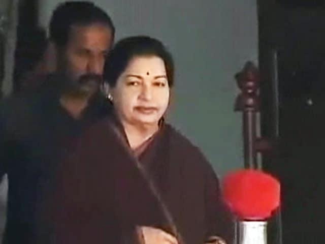 Video : जयललिता को सुप्रीम कोर्ट से मिली जमानत