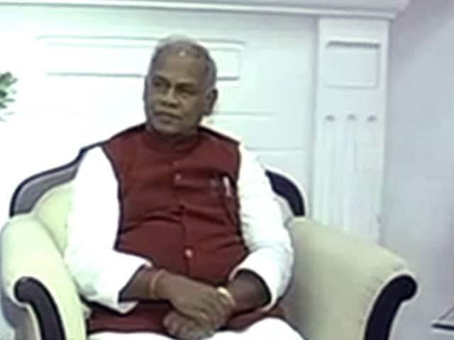 Videos : पटना भगदड़ : अफसरों के बचाव में उतरे सीएम जीतन मांझी