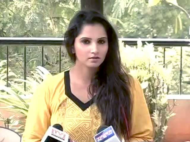 Video : Sania Mirza Says Playing Asian Games was a Correct Decision