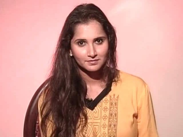 Video : Right Decision to Choose Asian Games Over Rankings: Sania Mirza to NDTV