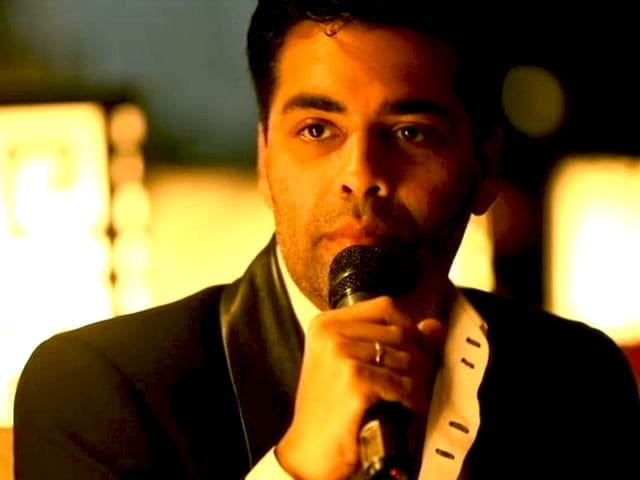 Video : Karan Johar: <i>Kuch Kuch Hota Hai</i> Was One Idiotic Film!