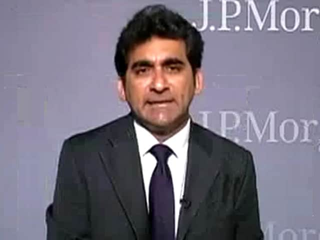 Video : India a Darling Among Emerging Markets: JPMorgan
