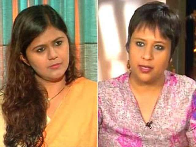 Video : Won't Invoke Caste for Vote: Pankaja Munde to NDTV
