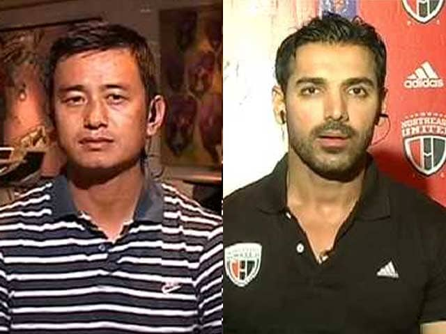 Video : Hope ISL is a Game-Changer for Indian Football: Bhaichung Bhutia to NDTV