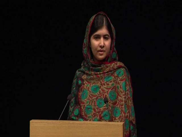 Video : Want PMs of India, Pak to Attend Nobel Award Ceremony: Malala