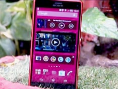 The Third Generation of Xperia Z