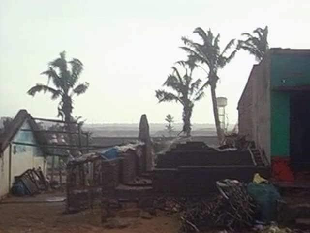 Video : हुदहुद से ओडिशा में बाढ़ की आशंका