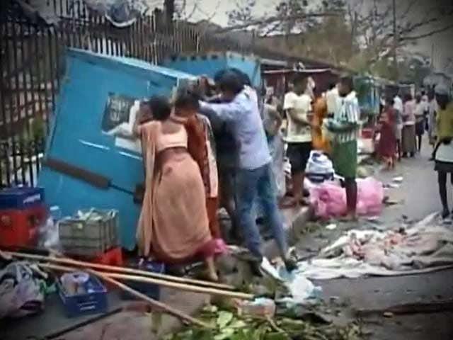 Video : हुदहुद तूफान से सामना
