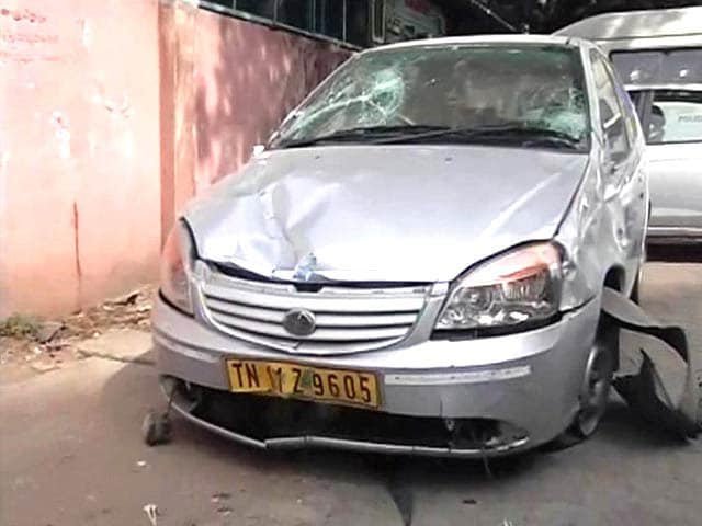 Chennai Accident: Latest News, Photos, Videos on Chennai