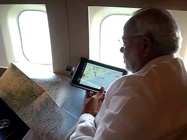 Video : PM Narendra Modi Announces Rs 1,000 Crores for Andhra Pradesh