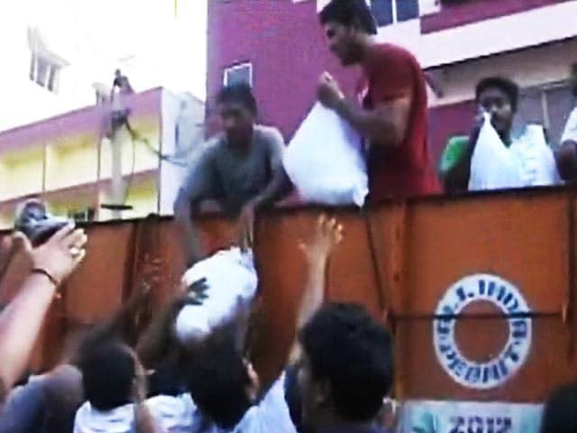 Video : बड़ी खबर : आंध्र को 1000 करोड़ का राहत पैकेज