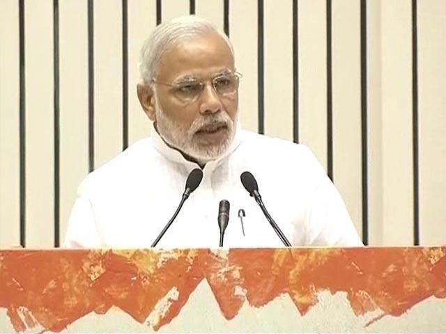 Video : 'Shramev Jayate,' Says PM Narendra Modi As He Launches Key Labour Reforms