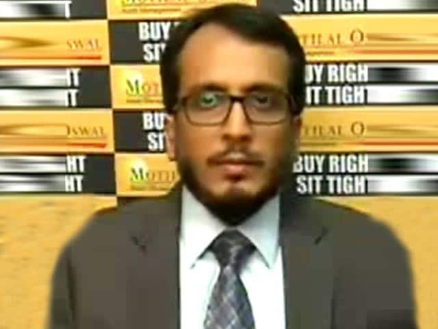 Video : Bullish on Auto Sector: Motilal Oswal