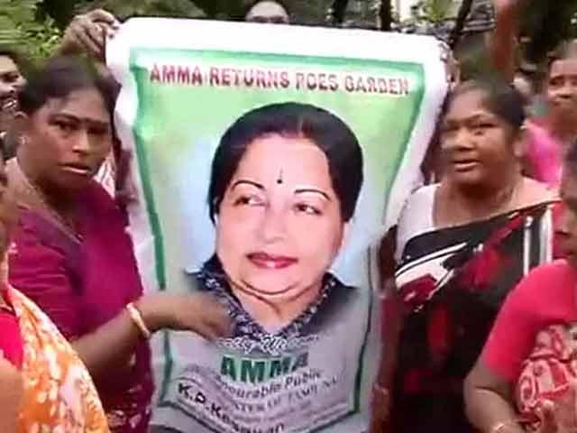 Video : इंडिया 7 बजे : जयललिता को SC से मिली बेल