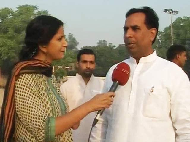 Video : Captain Abhimanyu Confident of BJP's Win in Haryana
